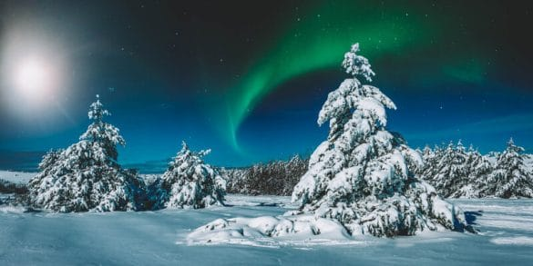Where is Lapland